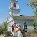 wedding photo at Heritage Hill